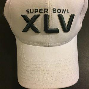 Reebok Super Bowl XLV 2011 Texas Cap Hat